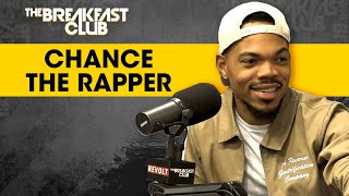 Fresh off the release of his first album 'The Big Day', Chance The Rapper drops by to talk his marriage influenced his latest project. Plus, the Chicago rapper talks the mental health app he created that can be used in the state.  Subscribe NOW to The Breakfast Club: http://ihe.art/xZ4vAcA  Get MORE of The Breakfast Club: ► WATCH MORE: https://www.youtube.com/user/breakfastclubpowerfm ► LISTEN LIVE: https://TheBreakfastClub.iheart.com/ ► CATCH UP on What You Missed: http://ihe.art/Dx2xSGN ► FOLLOW The Breakfast Club on Instagram: https://www.instagram.com/BreakfastClubAM/ ► FOLLOW The Breakfast Club Twitter: https://twitter.com/BreakfastClubAM ► LIKE The Breakfast Club on Facebook: https://www.facebook.com/BreakfastClubAM/   Get more Power 105:  ► Listen LIVE: http://power1051fm.com/ ► Facebook: https://www.facebook.com/Power1051NY/ ► Twitter: https://twitter.com/power1051/ ► Instagram: https://www.instagram.com/power1051/   The Breakfast Club features celebrity interviews, Charlamagne tha God's Donkey of the Day, Angela Yee's Rumor Reports, DJ Envy's mixes and so much more! Every guest visiting the world's most dangerous morning show is grilled with their signature blend of honesty and humor. The results are the best interviews to be found on radio.  #BreakfastClub #ChanceTheRapper