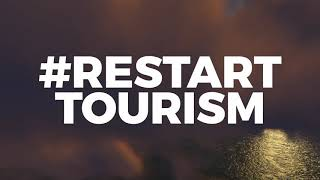 UNWTO helps CNN to #restarttourism advertising