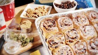 CannaBuns - Cannabis Infused Shelf Stable Cinnamon Rolls: Infused Eats #25