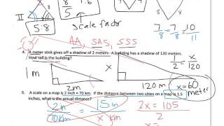 Explanation For Geometry Quiz, 7.1-7.3