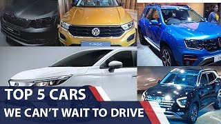5 Cars We Can't Wait To Drive Post Lockdown | carandbike