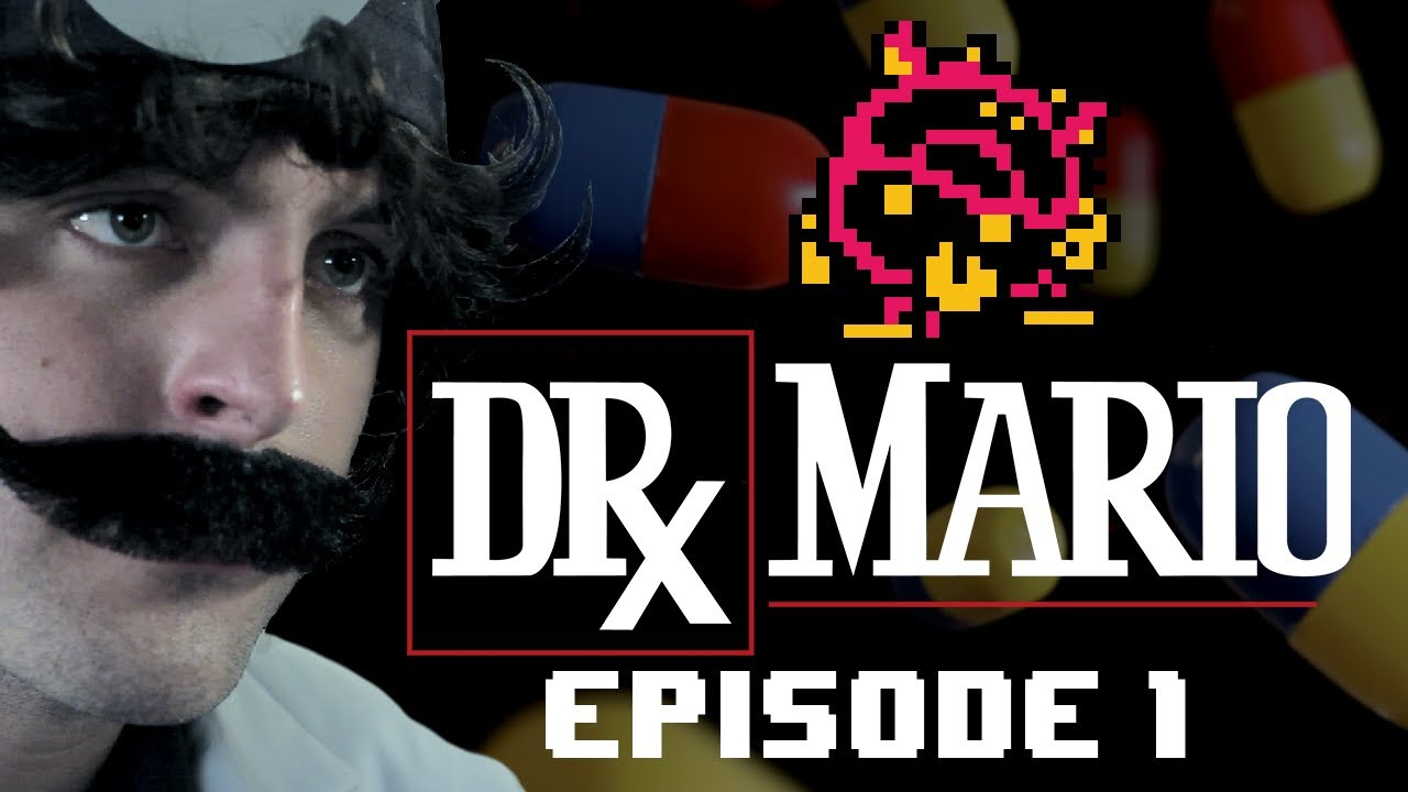 Paging Dr Mario. We Need Unconventional Surgery In The ER.