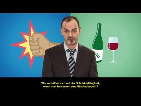 Vom Alkoholismus zu verjagen