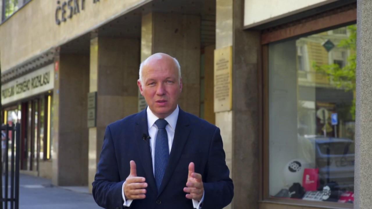 Pavel Fischer k padesátému výročí okupace v kontextu dnešní politiky