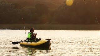 The Blind Kayaker