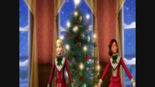 Barbie Version of Jolly Old St. Nicholas in Christmas Carol