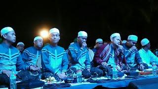 New Az Zahir - Rindu Ayah pengunjung histeris dengar suara yan lucky