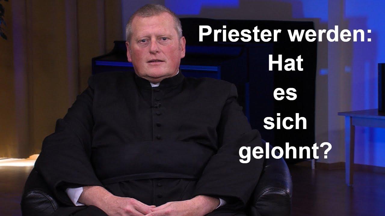 Ist es schwierig Priester zu sein? (Regens Martin Leitner)