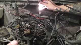 How to test an ignition coil/module with a test light (distributor ignition) - GM