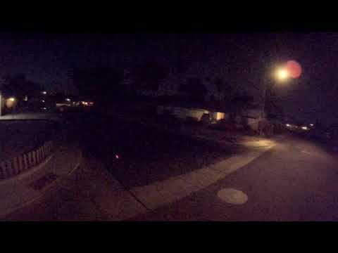 Gofly Scorpion 80HD - 3am FPV Night Owl Flying Front Back Yard