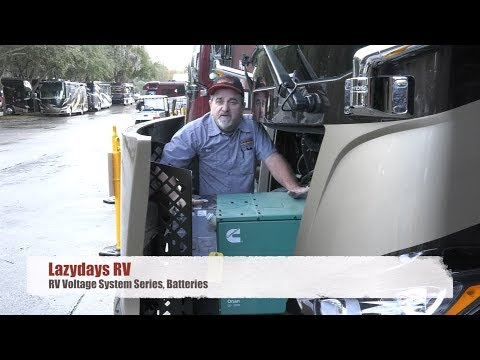 Lazydays RV Service: Voltage System Series – RV Generators