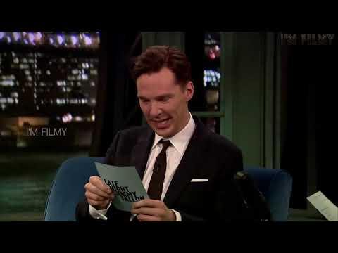 Benedict Cumberbatch Impressions