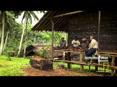 National Geographic - Eating with Cannibals Part 1