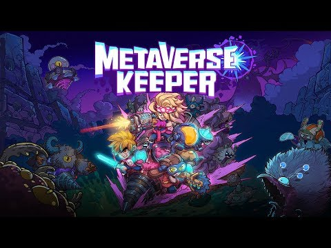 Metaverse Keeper - Gorgeous & Goofy Weapon Swapping Action!
