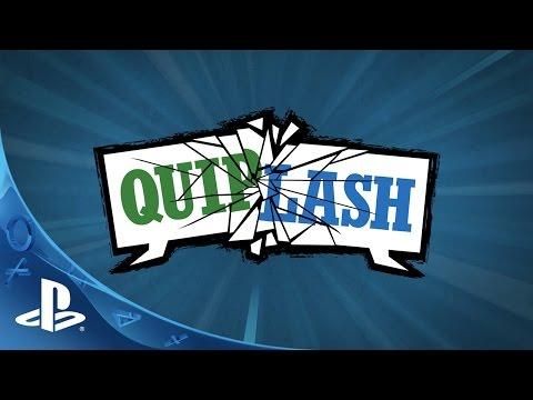 Quiplash Trailer   PS4, PS3 thumbnail