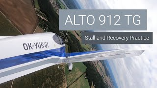 Pilot training with ALTO: Stall and Recovery