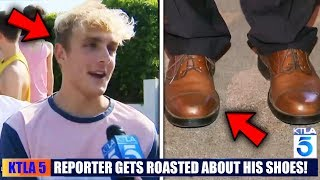 Top 10 MOST EMBARRASSING MOMENTS Caught on Live TV! (Jake Paul, Funny TV Fails & More)