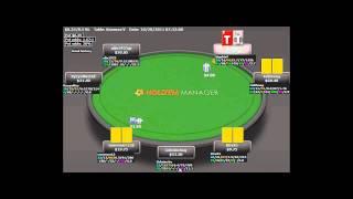 Poker-Video: Pre-Flop Strategien Gegen Short Stack Spieler (MSS) Mit HUD PART I