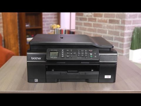 The Brother MFC-470DW is a sub-$100 all-in-one printer that plays nicely with your smartphone