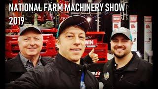 Welkers Crash Largest 🇺🇸 Indoor Farm Show! 🚜 🚜 🚜