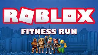Roblox Fitness Run!  A Virtual PE Workout and Classroom Brain Break Activity