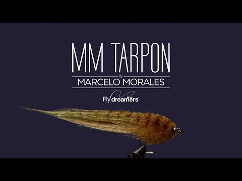 Fly Tying: MM Tarpon