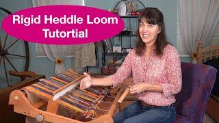 Ashford Rigid Heddle Loom Tutorial