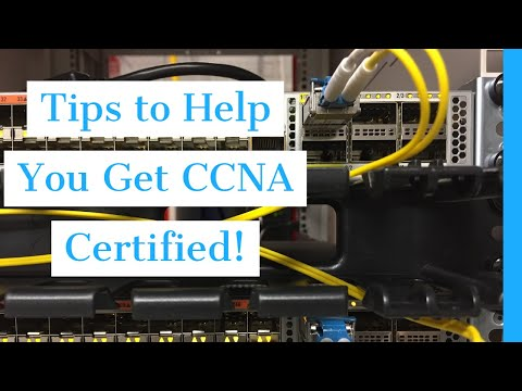 Tips on How To Get The New CCNA Certification!! - YouTube