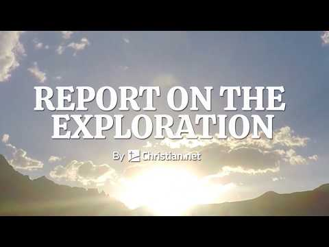Numbers 13:26-33: Report on the Exploration | Bible Story (2020)