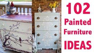 102 Painted Furniture Ideas
