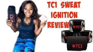 TC1 Gel Review/ Cardio Demo at Home and at the  Gym/My  Honest Opinion