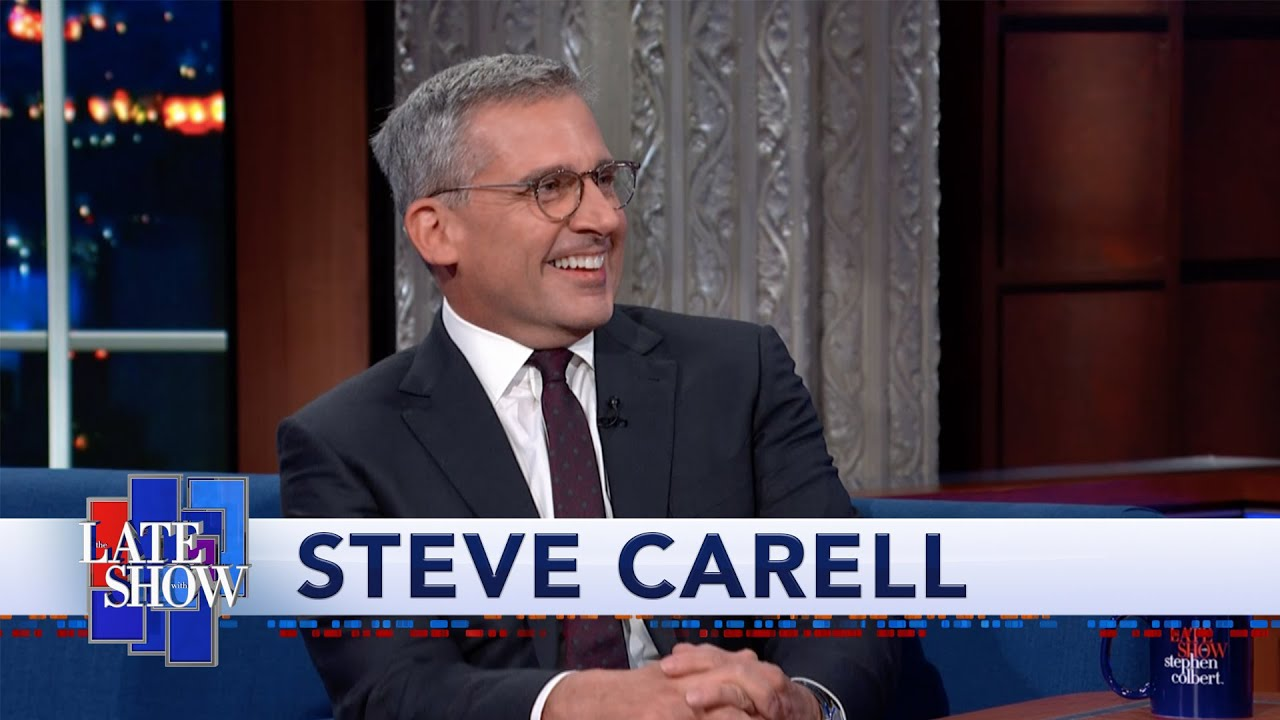 """Steve Carell Never Rewatches Himself In """"The Office"""" thumbnail"""