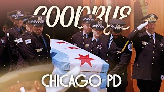 Chicago Pd ✖︎ Goodbye [+6x01]