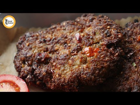 , title : 'The Ultimate Chapli Kabab Recipe By Food Fusion'