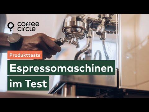 16 Espressomaschinen im Test 🏆 Rancilio Silvia, Bezzera BZ10, Profitec Pro 300 im Vergleich