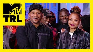 Janet Jackson Superfans Compete in a 'Made For Now' Dance-Off   TRL