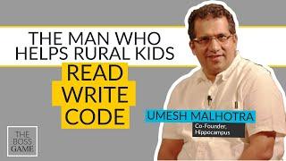 Best Schools in Karnataka   Umesh Malhotra, Hippocampus    The Boss Game Episode 8   TheBigScope