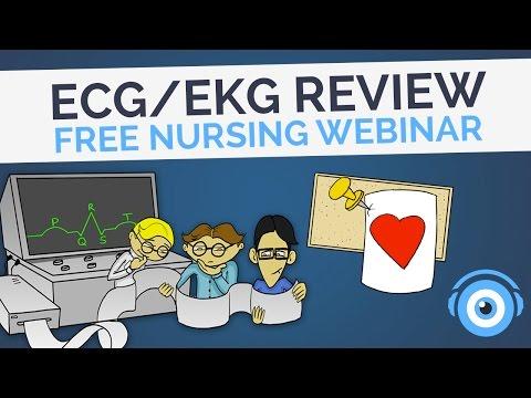ECG/EKG Review - YouTube
