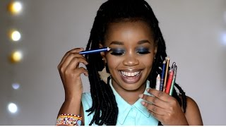5 DIFFERENT WAYS TO USE YOUR COLORED EYELINERS!