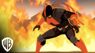 Deathstroke: Knights & Dragons | Official Trailer | Warner Bros. Entertainment