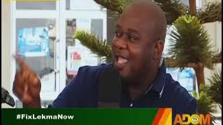 #FixLekmaNow - Badwam on Adom TV (19-7-19)