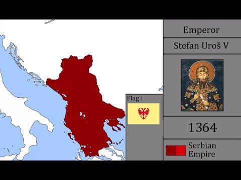 Srbija u Vremeplovu