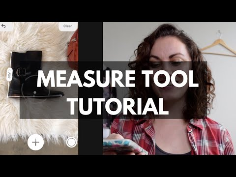New IOS Measure Tool | How To Measure Items For Poshmark | EVERYDEYSTYLE Mp3