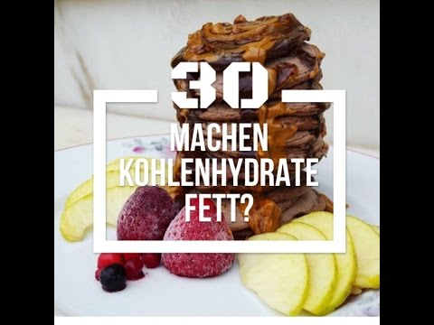 Built by Science #30 - Machen Kohlenhydrate fett?
