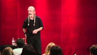 Vahe Berberian talks about the advantages of speaking The Armenian Language
