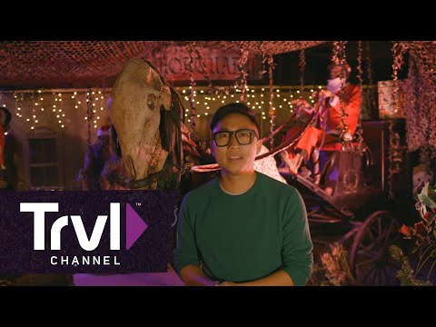 Inside Nashville Nightmare's Haunted Christmas Attraction - Travel Channel