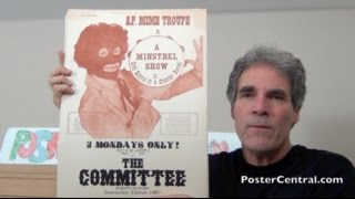 Earliest Known Bill Graham Presents Event Posters 1965