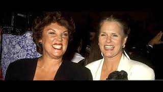 Tyne Daly and Sharon Gless ~ Best Friends Never Say Goodbye ❤️