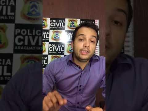 Delegado esclarece caso de jovens que arrancaram dente de homem em Araguatins