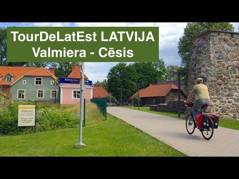 Velo TourDeLatEst Latvia (Valmiera - Cēsis) 2019